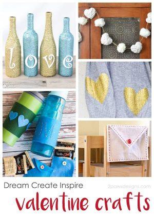 Dream Create Inspire: Valentine Crafts