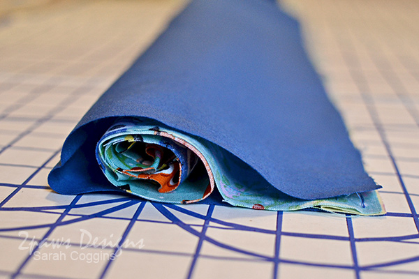 Finding Dory Pillowcase: Fabric Roll