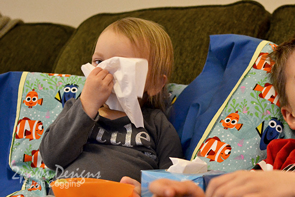 Finding Dory Movie Snuggle #FamilyMovieWithKleenex #ad