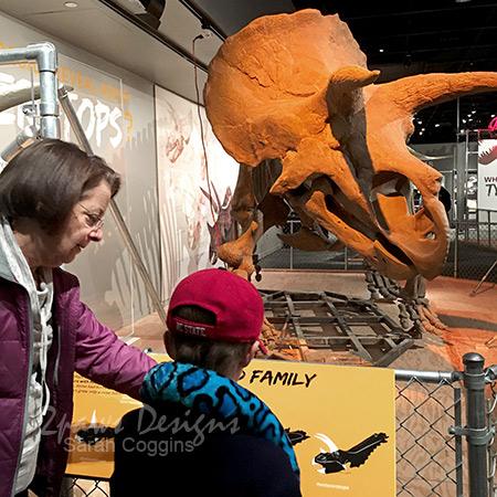 National Museum of Natural History: Dinosaur Exhibit