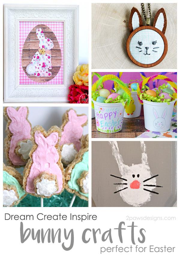 Dream Create Inspire: Bunny Crafts