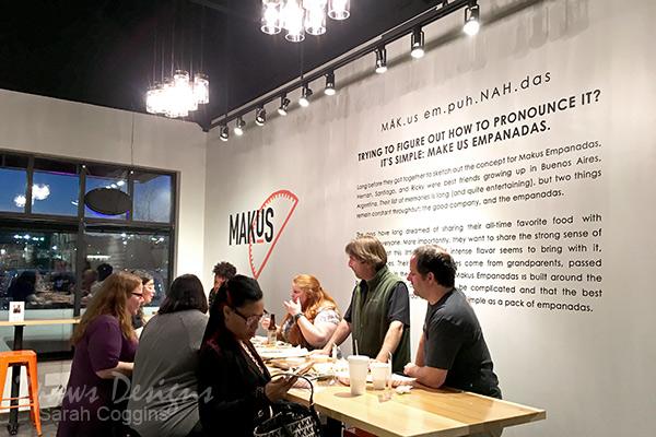 Makus Empanadas: NC Social Event