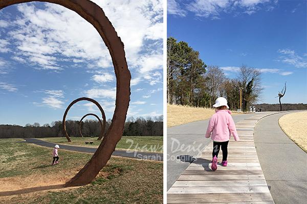 NCMA Park: Explore