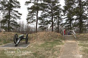 Petersburg National Battlefield: Battery 5