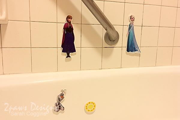 Disney: Frozen Bath Toys