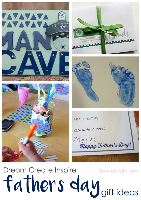 Dream Create Inspire: DIY Father's Day Gift Ideas
