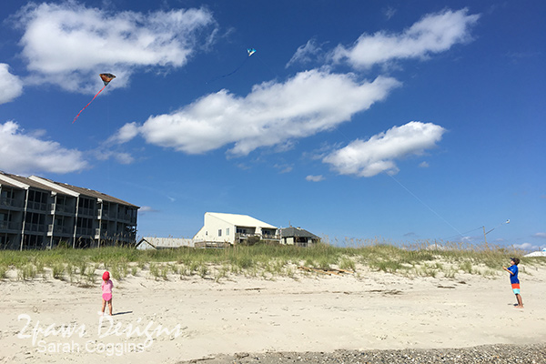 Atlantic Beach 2017: Kite Flying