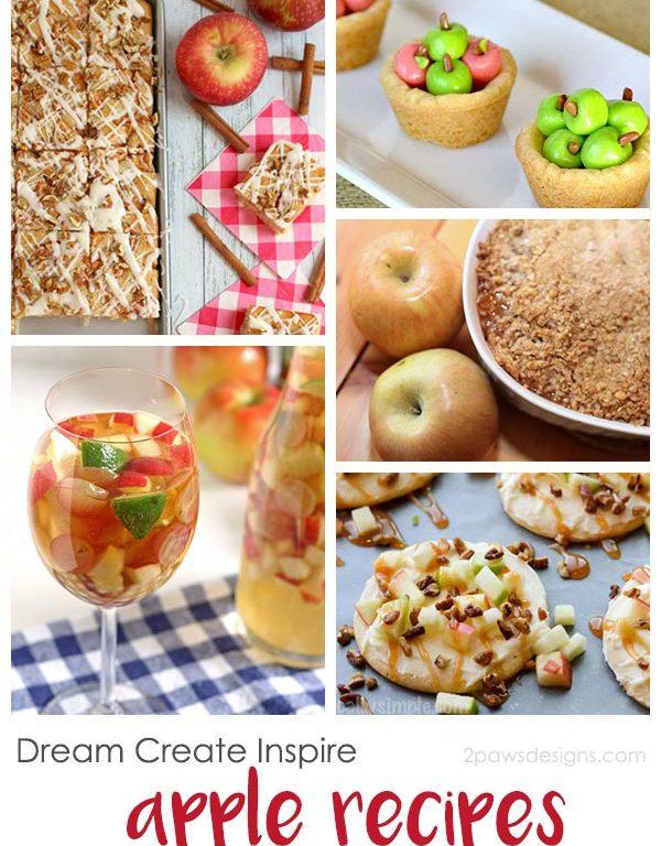 Dream Create Inspire: Apple Recipes