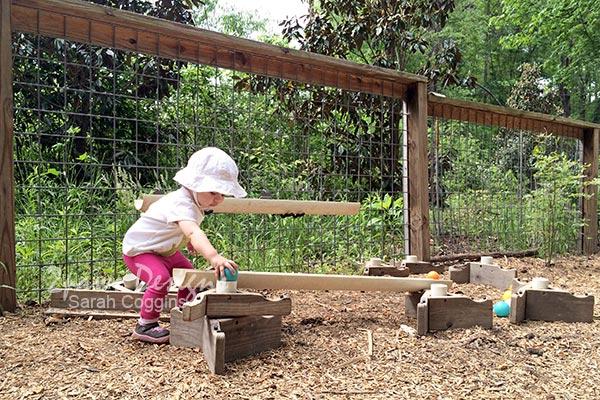 Prairie Ridge Natural Play Area: Toddler