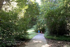 Take A Child Outside Week: Trail