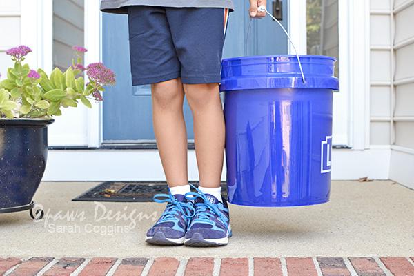 UMCOR Flood Bucket Complete