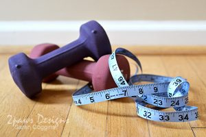 Weights & Measuring Tape