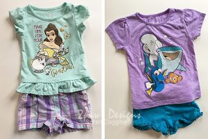 Disney Toddler Girl Outfit Ideas: Consignment Finds