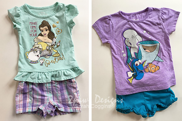 Disney Themed Outfits for Vacations