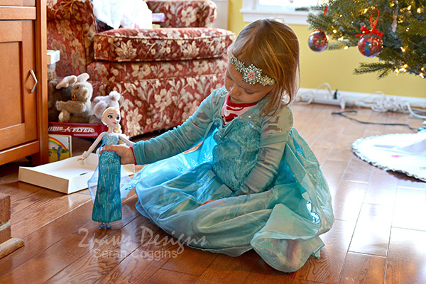 Frozen Fever: Princess Elsa