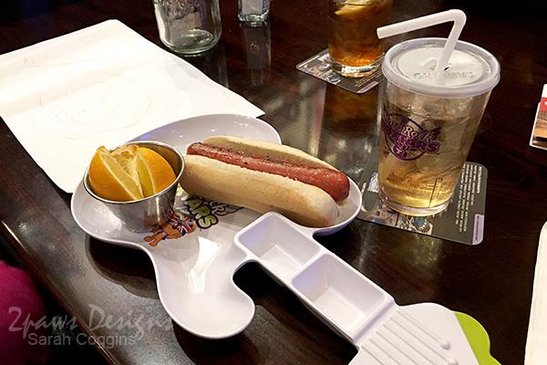 St. Louis: Hard Rock Cafe Kids' Meal