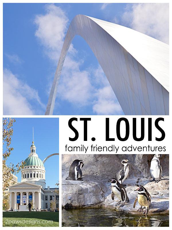 St. Louis: Family Friendly Adventures
