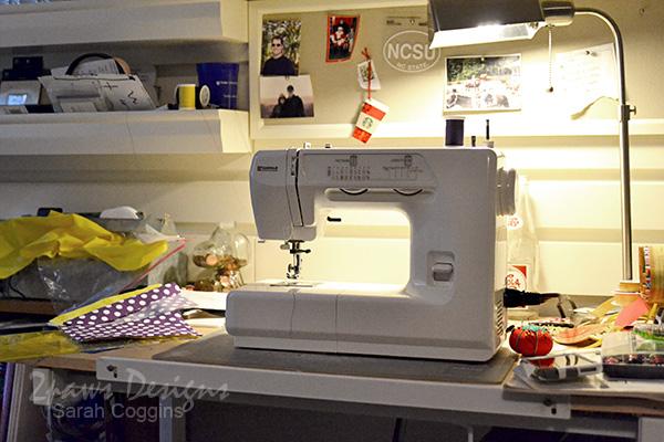 Sewing Machine: Fixed