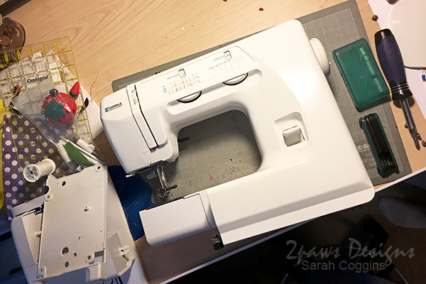 Sewing Machine: Repairs