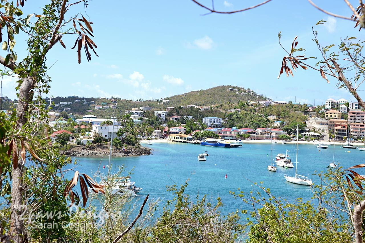 Cruz Bay, St John USVI