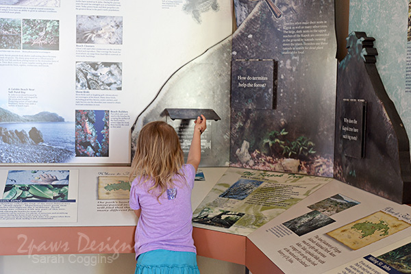 Virgin Islands National Park: Visitor Center Exhibits