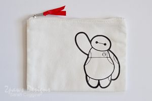 Disney Swap: DIY Baymax Pouch Complete