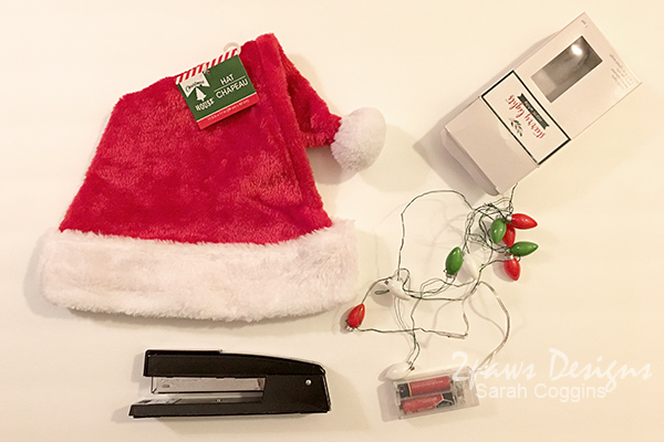 Ugly Christmas Hat Supplies