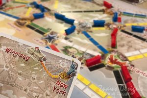 Family Game: Ticket to Ride