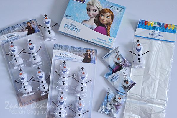 Frozen Party Favor Supplies
