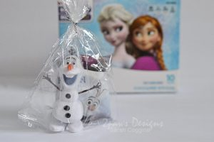 Frozen Party Favors Featuring Olaf