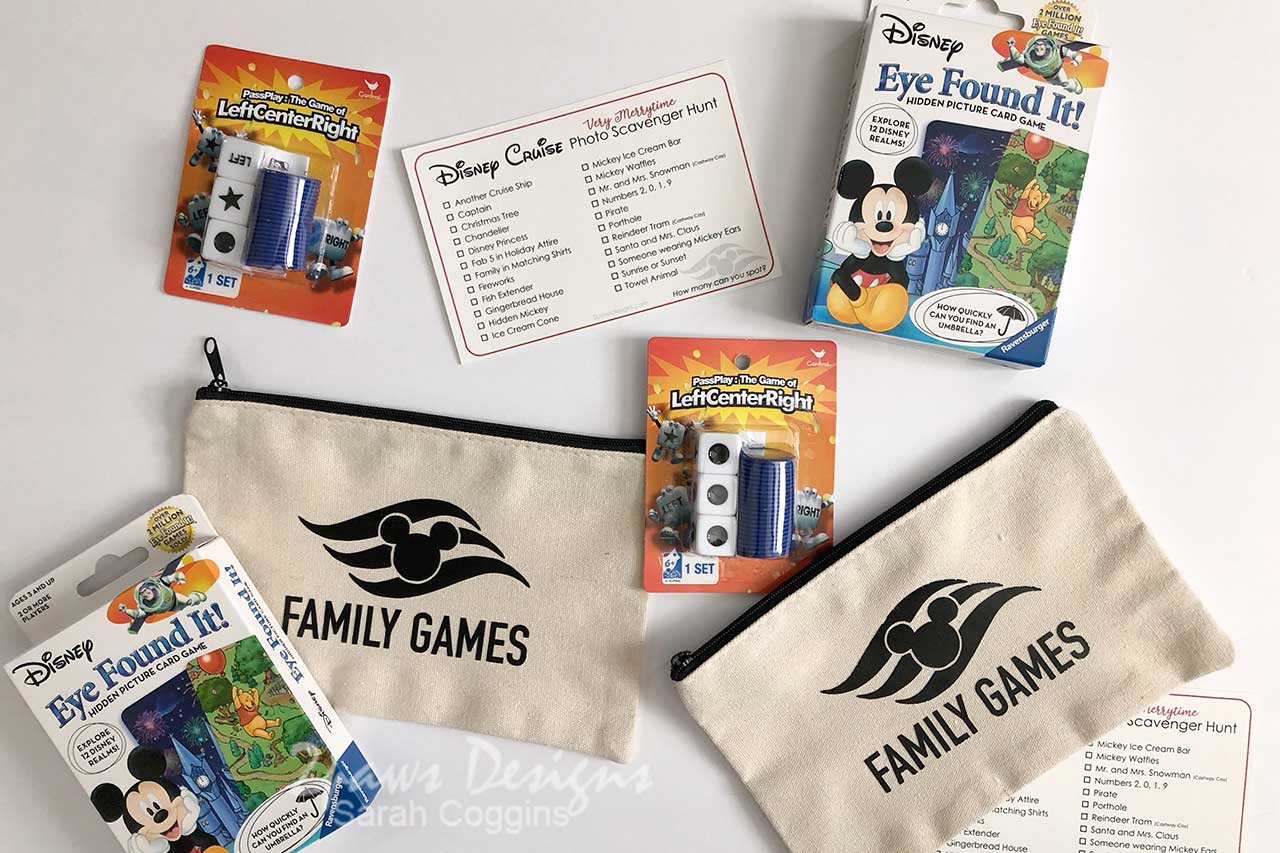 DCL Family Games Fish Extender Gift