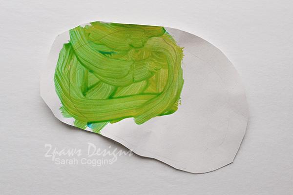 Green Eggs Craft