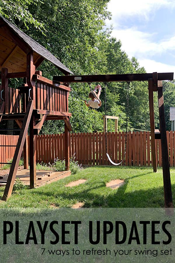 7 Ways to Refresh Your Playset