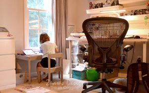 Remote Learning and Work from Home Spaces
