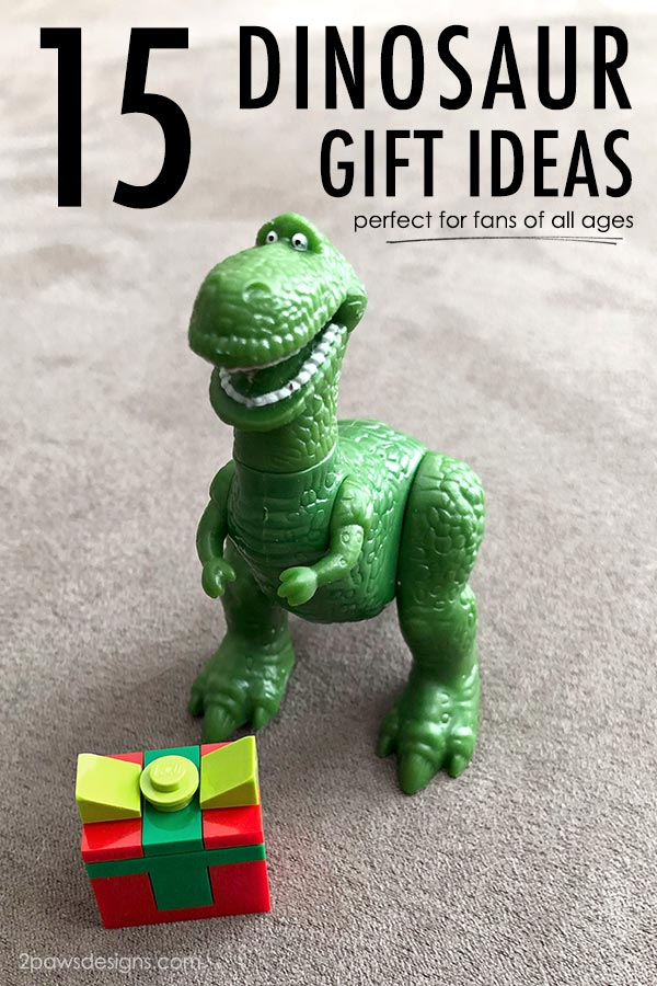 15 Dinosaur Gift Ideas for Fans of All Ages