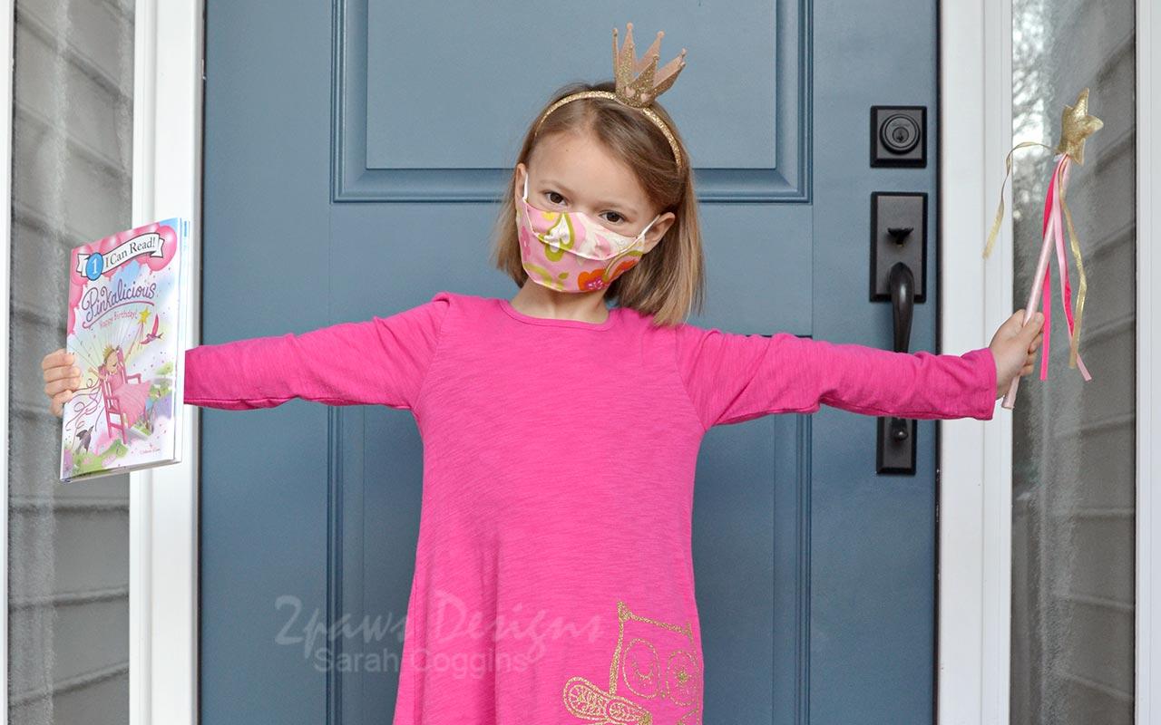 Pinkalicious Costume
